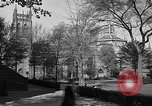 Image of Fordham University New York United States USA, 1962, second 28 stock footage video 65675072589