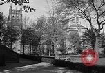 Image of Fordham University New York United States USA, 1962, second 32 stock footage video 65675072589