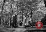 Image of Fordham University New York United States USA, 1962, second 39 stock footage video 65675072589
