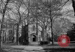 Image of Fordham University New York United States USA, 1962, second 40 stock footage video 65675072589