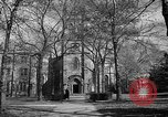 Image of Fordham University New York United States USA, 1962, second 41 stock footage video 65675072589