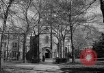 Image of Fordham University New York United States USA, 1962, second 42 stock footage video 65675072589