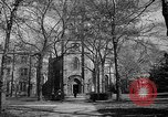 Image of Fordham University New York United States USA, 1962, second 46 stock footage video 65675072589