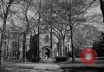 Image of Fordham University New York United States USA, 1962, second 47 stock footage video 65675072589