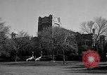 Image of Fordham University New York United States USA, 1962, second 39 stock footage video 65675072590