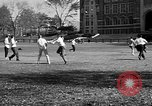 Image of Fordham University New York United States USA, 1962, second 21 stock footage video 65675072593