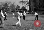 Image of Fordham University New York United States USA, 1962, second 28 stock footage video 65675072593