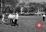 Image of Fordham University New York United States USA, 1962, second 34 stock footage video 65675072593