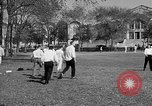Image of Fordham University New York United States USA, 1962, second 35 stock footage video 65675072593