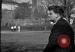 Image of Fordham University New York United States USA, 1962, second 46 stock footage video 65675072593
