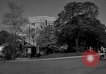 Image of Fordham University New York United States USA, 1962, second 17 stock footage video 65675072594