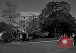 Image of Fordham University New York United States USA, 1962, second 19 stock footage video 65675072594