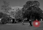 Image of Fordham University New York United States USA, 1962, second 22 stock footage video 65675072594