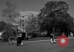 Image of Fordham University New York United States USA, 1962, second 27 stock footage video 65675072594