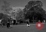 Image of Fordham University New York United States USA, 1962, second 28 stock footage video 65675072594