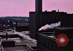 Image of air pollution Kansas United States USA, 1967, second 42 stock footage video 65675072634