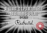 Image of electrical inspection United States USA, 1943, second 7 stock footage video 65675072636