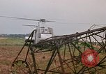 Image of recovery of LB-7 aircraft Bluefields Nicaragua, 1969, second 6 stock footage video 65675072639