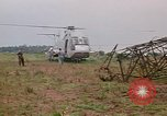 Image of recovery of LB-7 aircraft Bluefields Nicaragua, 1969, second 10 stock footage video 65675072639