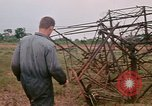 Image of recovery of LB-7 aircraft Bluefields Nicaragua, 1969, second 24 stock footage video 65675072639