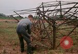 Image of recovery of LB-7 aircraft Bluefields Nicaragua, 1969, second 27 stock footage video 65675072639