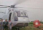 Image of recovery of LB-7 aircraft Bluefields Nicaragua, 1969, second 35 stock footage video 65675072639
