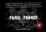 Image of Foreign Ministry Palace Paris France, 1938, second 3 stock footage video 65675072650