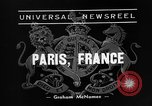 Image of Foreign Ministry Palace Paris France, 1938, second 4 stock footage video 65675072650