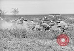 Image of army war rehearsal Chicago Illinois USA, 1938, second 21 stock footage video 65675072652