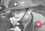 Image of army war rehearsal Chicago Illinois USA, 1938, second 22 stock footage video 65675072652