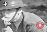 Image of army war rehearsal Chicago Illinois USA, 1938, second 23 stock footage video 65675072652