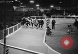Image of roller derby Los Angeles California USA, 1938, second 8 stock footage video 65675072655