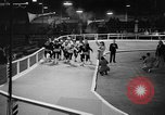 Image of roller derby Los Angeles California USA, 1938, second 9 stock footage video 65675072655