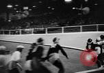 Image of roller derby Los Angeles California USA, 1938, second 13 stock footage video 65675072655