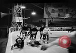 Image of roller derby Los Angeles California USA, 1938, second 31 stock footage video 65675072655