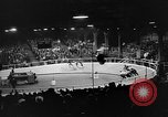 Image of roller derby Los Angeles California USA, 1938, second 39 stock footage video 65675072655