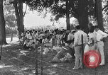 Image of Classic National Stock Car Road Race Elgin Illinois USA, 1933, second 42 stock footage video 65675072675