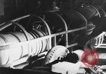 Image of The largest rocket car at the Heylandt factory in Berlin-Britz Germany Germany, 1930, second 2 stock footage video 65675072681