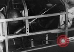 Image of The largest rocket car at the Heylandt factory in Berlin-Britz Germany Germany, 1930, second 10 stock footage video 65675072681