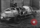Image of The largest rocket car at the Heylandt factory in Berlin-Britz Germany Germany, 1930, second 13 stock footage video 65675072681