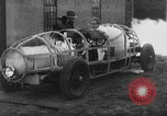 Image of The largest rocket car at the Heylandt factory in Berlin-Britz Germany Germany, 1930, second 14 stock footage video 65675072681