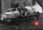 Image of The largest rocket car at the Heylandt factory in Berlin-Britz Germany Germany, 1930, second 15 stock footage video 65675072681