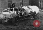 Image of The largest rocket car at the Heylandt factory in Berlin-Britz Germany Germany, 1930, second 16 stock footage video 65675072681