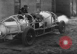 Image of The largest rocket car at the Heylandt factory in Berlin-Britz Germany Germany, 1930, second 17 stock footage video 65675072681
