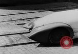 Image of The largest rocket car at the Heylandt factory in Berlin-Britz Germany Germany, 1930, second 44 stock footage video 65675072681