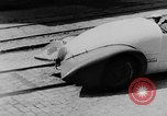 Image of The largest rocket car at the Heylandt factory in Berlin-Britz Germany Germany, 1930, second 45 stock footage video 65675072681
