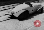 Image of The largest rocket car at the Heylandt factory in Berlin-Britz Germany Germany, 1930, second 47 stock footage video 65675072681