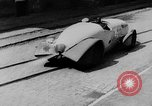 Image of The largest rocket car at the Heylandt factory in Berlin-Britz Germany Germany, 1930, second 48 stock footage video 65675072681