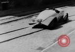 Image of The largest rocket car at the Heylandt factory in Berlin-Britz Germany Germany, 1930, second 49 stock footage video 65675072681