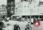 Image of Belgian civilians during Nazi occupation Brussels Belgium., 1940, second 9 stock footage video 65675072691